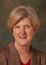 Photo of Elaine Evans
