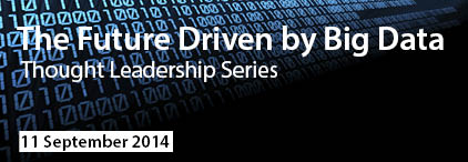 Thought Leadership Future Driven By Big Data
