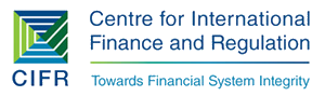 The Centre for International Finance and Regulation logo