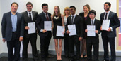 Photo relating to Student teams excel in the 2014 Deloitte FASTRACK Challenge