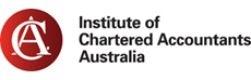 Chartered Accountants in Australia logo
