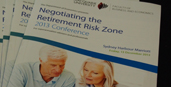 Photo relating to Retirement Risks conference a success