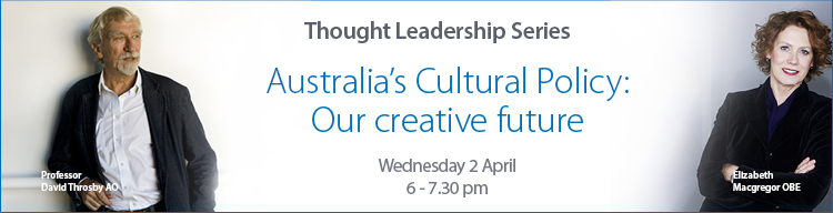 Thought Leadership Series Wed 2nd April 2014. Faculty of Business and Economics, Macquarie University.