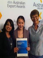 Austrade Business Competition